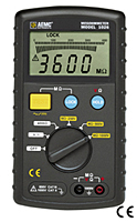 Megohmmeters & Insulation Testers