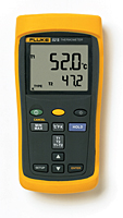Fluke-52-2 Dual Input Digital Thermometer