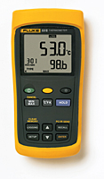 Fluke-53-2 Single Input Datalogging Thermometer