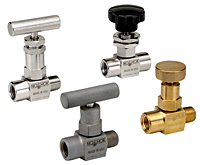 100 Series Hard Seat Mini Valves\Mini Hard Seat Needle Valves