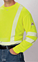 Hi-Visibility Flame-Resistant Long Sleeve T-Shirt