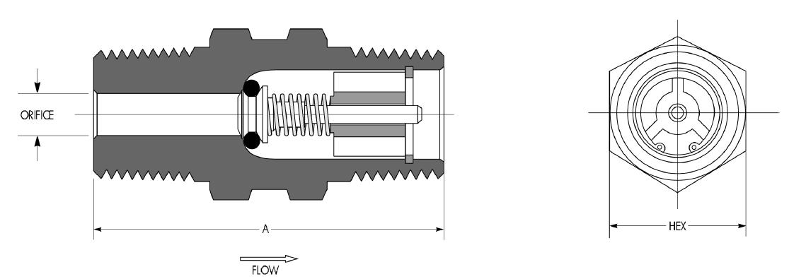 Series Icv In Line Check Valves On Wilmington Instrument Co Wiring Diagram