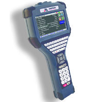 Item # MFC 5150X, Intrinsically Safe HART® Communicator On Wilmington  Instrument Co