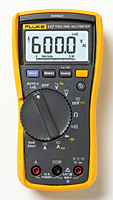Fluke 117 and 115 True-rms Digital Multimeters