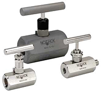 400 Series Hard Seat Needle Valves
