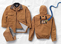 Brown Duck Jacket - 2