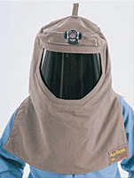 AG100H-L Hood with Detachable Lamp