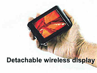 Detachable Wireless Display